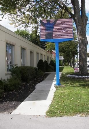 The Hazen Clinic - Sign